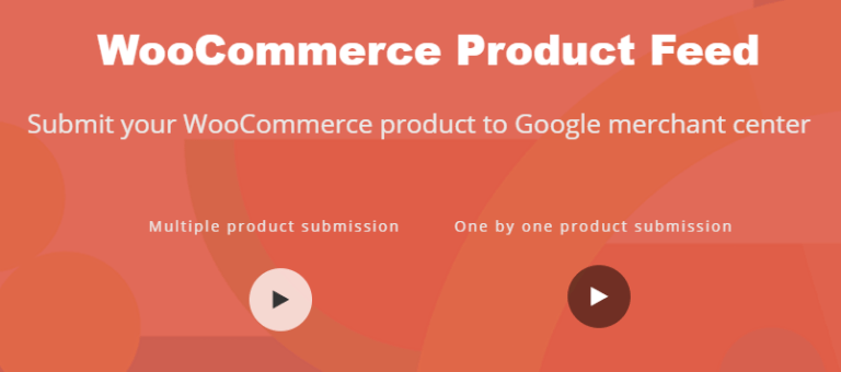 WooCommerce Product Feed
