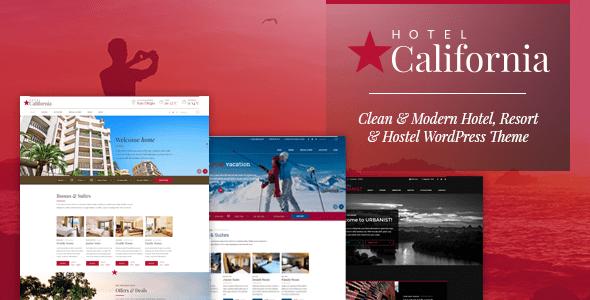California - Resort & Hotel