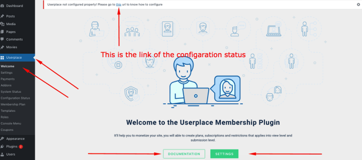 free WordPress membership plugin