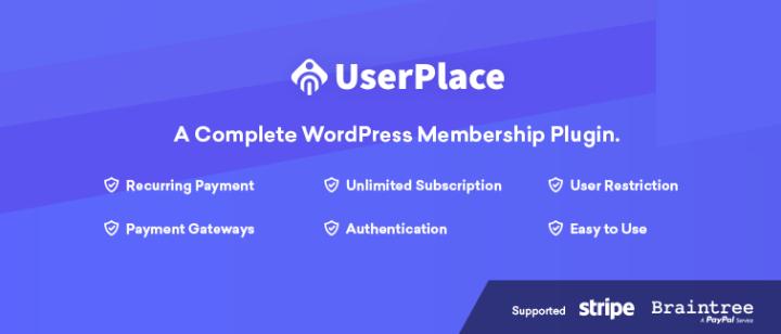 UserPlace