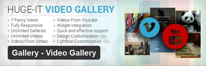 Huge-It Video Gallery