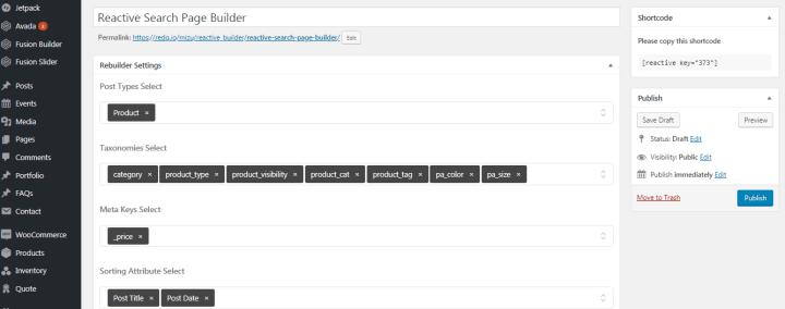 wordpress category filter plugin