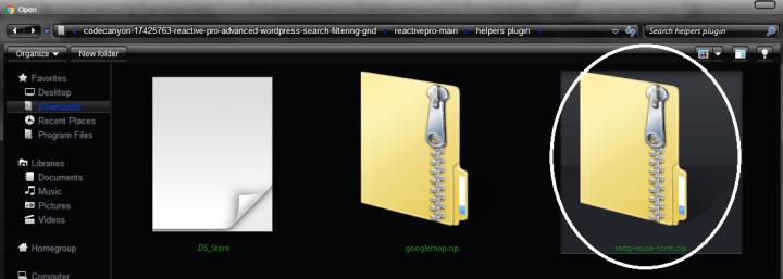 wordpress search bar plugin