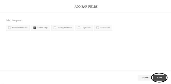 wordpress search plugin setup with Avada theme
